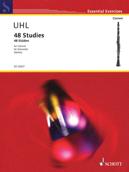 48 Studies for Clarinet - Alfred Uhr