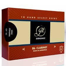 Gonzalez RC Clarinet Reed