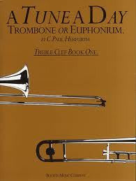 A Tune A Day for Trombone or Euphonium Bk1