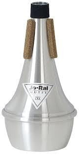 Jo-Ral Trumpet Straight Mute all Aluminum - TPT1A