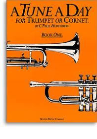 A Tune A Day for Trumpet or Cornet Bk1