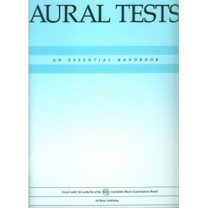 Aural Tests AMEB an Essential Handbook