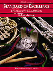 Standard of Excellence Comprehensive Band Method - Bk.1 Drums & Mallet Percussion