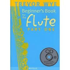 Beginners Book For The Flute - Trevor Wye - Bk1
