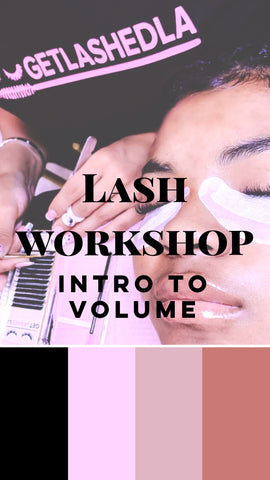 INTRO TO VOLUME COURSE - JULY 15TH