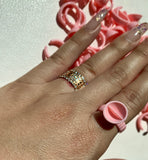GLL Pink Glue Rings