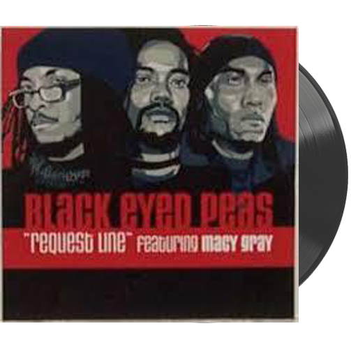 BLACK EYED PEAS FEAT. MACY GRAY - REQUEST LINE - 12