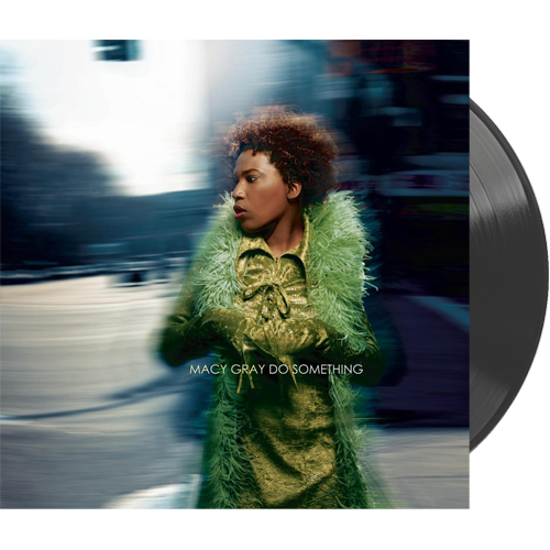 "Macy Gray - Do Something • 12"" Vinyl Single"