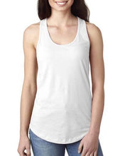 THE HAPPY ON THE BACK RACERBACK TANK