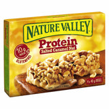 Nature Valley Protein Salted Caramel Nut, 4 x 40 g