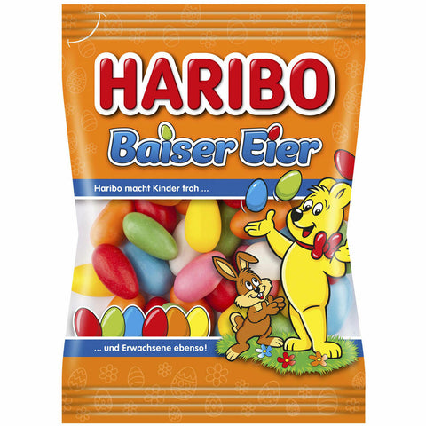 Haribo Meringue eggs 175 g