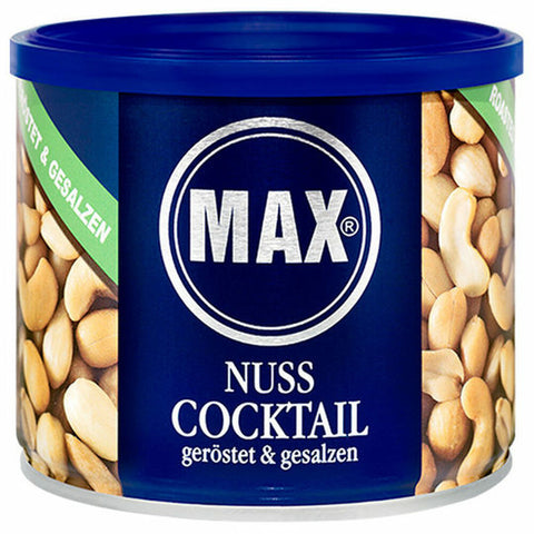 MAX nut cocktail toasted salted