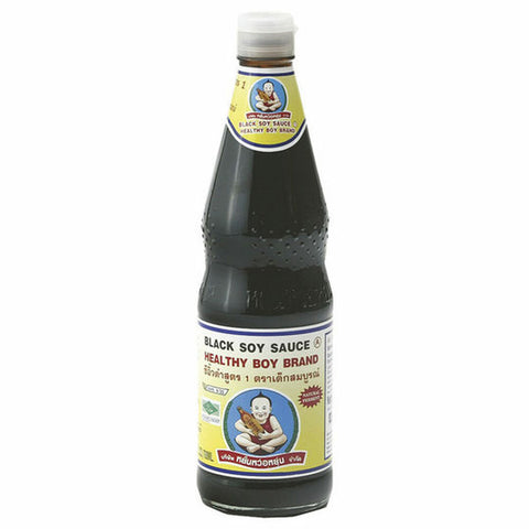 Healthy Boy Brand Soy Sauce Dark
