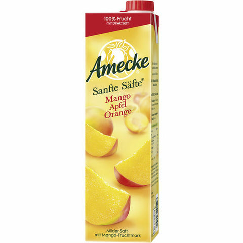 Amecke Gentle Juices Mango-Apple-Orange