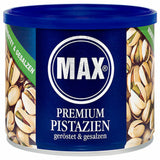 MAX roasted pistachios salted