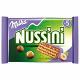 Milka Bar Nussini 5-Pack
