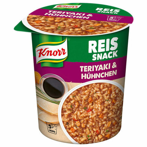 Knorr Snack Mug Teriyaki Chicken