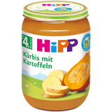 Shop 4x Hipp Baby Food Pumpkin With Potatoes (From The 4Th Month) 190g at great prices on discandooo.com