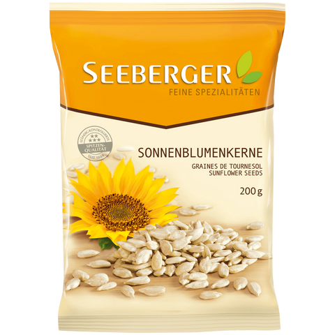 Shop Seeberger Sunflower Seeds 200g at great prices on discandooo.com