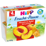 Shop Hipp Fruit Break Peach In Apple 4 x 100g at great prices on discandooo.com