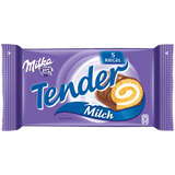Shop Milka Tender Cake Snack Milk 5 x 37g at great prices on discandooo.com