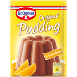Shop 3x Dr. Oetker Original Pudding Chocolate 3 x 37g at great prices on discandooo.com
