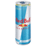 Shop Red Bull Energy Drink Sugarfree 24 x 0.25L at great prices on discandooo.com