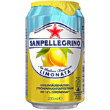 Shop 6x San Pellegrino Lemonade Lemon 0.33L at great prices on discandooo.com