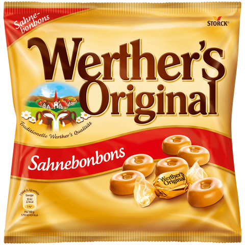 Shop 2x Werther's Original Cremebonbons 245g at great prices on discandooo.com
