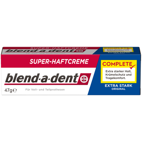 Shop 2x Blend-A-Dent Super-Adhesive Cream Extra Strong 47g at great prices on discandooo.com