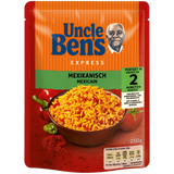 Shop 3x Uncle Ben's Express Rice Mexikan 250g at great prices on discandooo.com
