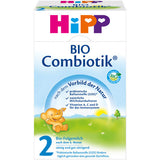 Shop Hipp Organic Formula Combiotik 2 Follow-Up Milk 600g at great prices on discandooo.com