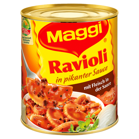Shop Maggi Ravioli In Spicy Sauce 800g at great prices on discandooo.com