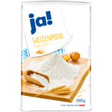 Shop 2x Ja! Wheat Flour Type 405 1kg at great prices on discandooo.com