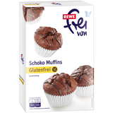 Shop Rewe Frei Von Baking Mix Choco Muffins Gluten Free 350g at great prices on discandooo.com