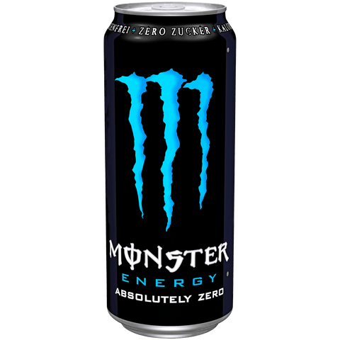 Monster Energy Drink Absolutely Zero 12 x 500ml