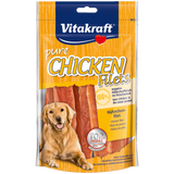 Shop 6x Vitakraft Dog Snack Chicken Fillet 80g at great prices on discandooo.com