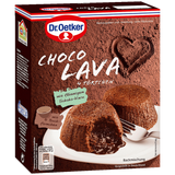 Shop Dr. Oetker Baking Mix Choco Lava Cake (4 Pieces) 295g at great prices on discandooo.com