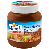 Shop MinusL Nougat Spread Lactose Free 400g at great prices on discandooo.com