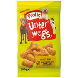 Shop 4x Frolic Dog Snack Walky Bites with Chicken 200g at great prices on discandooo.com