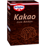 Shop Dr. Oetker Cocoa For Baking 100g at great prices on discandooo.com