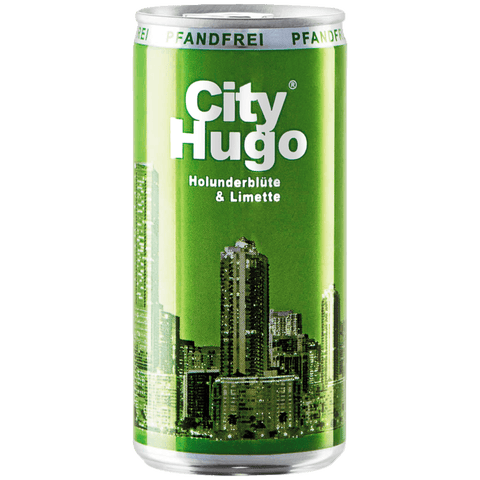 Shop City Mix Drink Hugo 6.9% 12 x 0.2L at great prices on discandooo.com