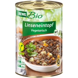 Shop 2x Rewe Bio Lentil Stew Vegetarian & Vegan 400g at great prices on discandooo.com
