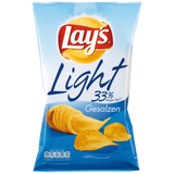 Shop 2x Lay's Chips Light Salted (33% Less Fat) 150g at great prices on discandooo.com