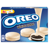 Oreo Cookies Choco White Chocolate 246g