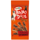 Shop 4x Frolic Rodeo Dog Snack Duo Beef & Cheese 7 x 1 Piece(s) at great prices on discandooo.com