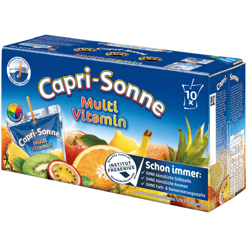 Capri Sun Drink Multivitamin 10 x 200ml
