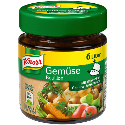 Shop 2x Knorr Bouillon Vegetables 6L at great prices on discandooo.com
