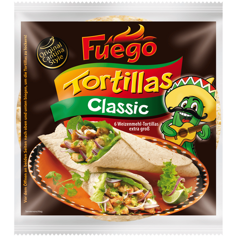 Shop Fuego Tortillas Classic 320g at great prices on discandooo.com