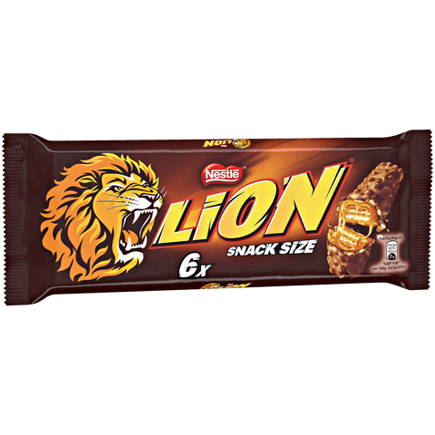 Shop 2x Lion Chocolate Bar 6 x 30g at great prices on discandooo.com